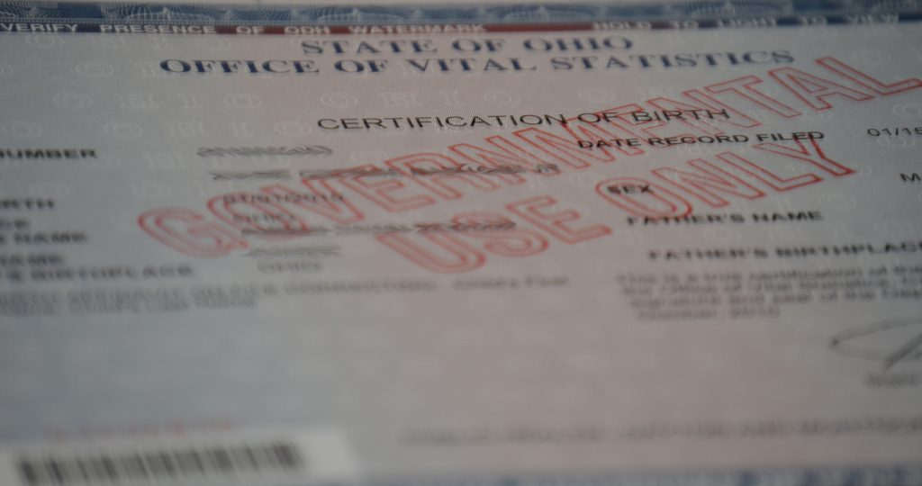 Birth and Death Certificates | Clermont County Public Health